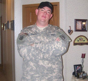 Dewayne Smith, US Army