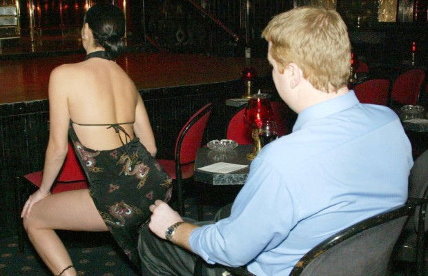 Lap Dancers are dealt a blow in New York