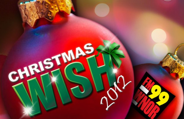 FM99 Christmas Wish 2012