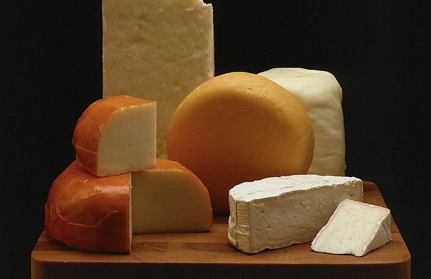 A woman is arrested after taking too long to shoplift some cheese