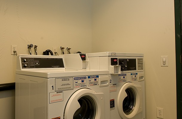 A man stands accused of boobie-trapping a dryer in an effort to kill his ex-wife