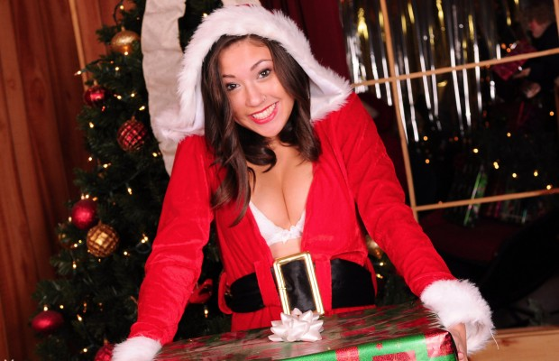Happy Holidays from Rock Girl Gina