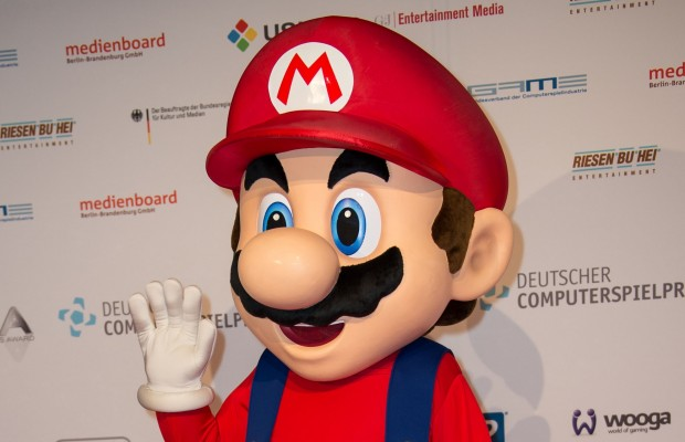 Not-So-Super Mario busted in the Video Game Report