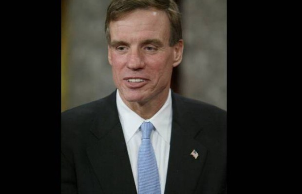 Senator Mark Warner calls in to talk Fiscal Cliff