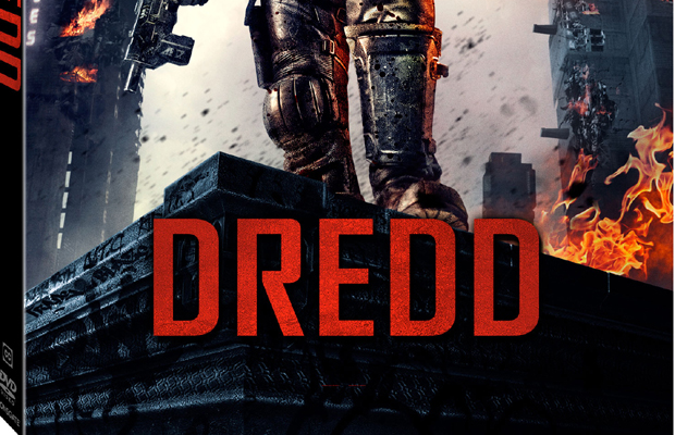 Enter to Win Dredd on Blu-Ray DVD Combo Pack