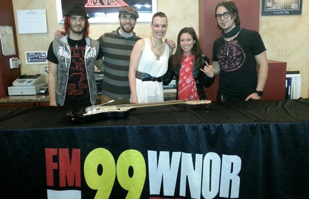 Rock Girl Gina Interviews Halestorm