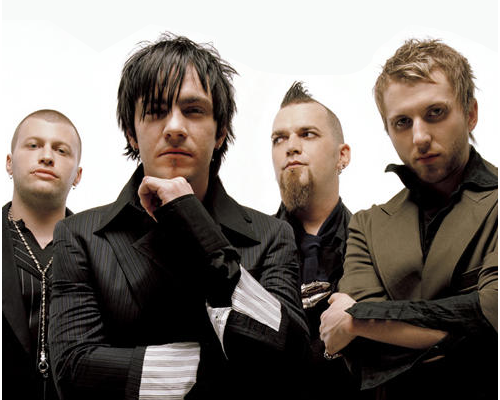 "Three Days Grace ""The High Road"""