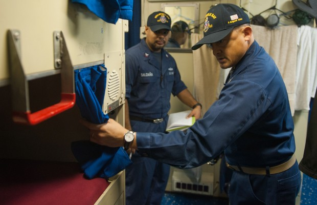 Navy Announces Selection of Newest CMC's and CSC's