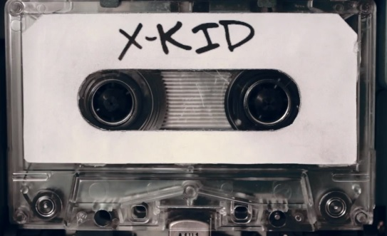 "Green Day  ""X-Kid"""