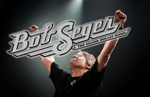 Announcing Bob Seger and The Silver Bullet Band