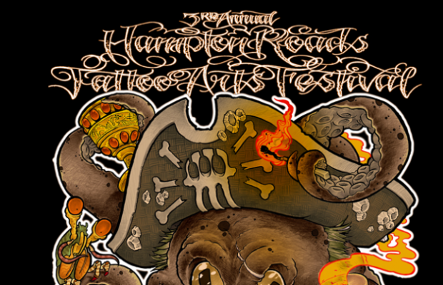 3rd Annual Hampton Roads Tattoo Arts Festival