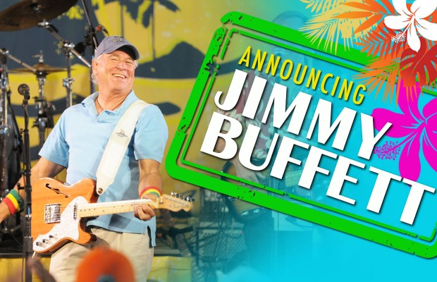 Jimmy Buffett and The Coral Reefer Band