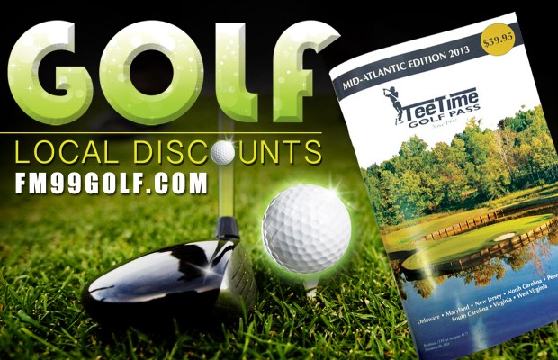 Discount Golf Passbooks For Sale