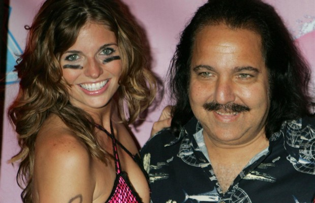 Porn Actor Ron Jeremy gets a taste of his own medicine
