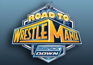 WWE Presents Smackdown Road to Wrestlemania