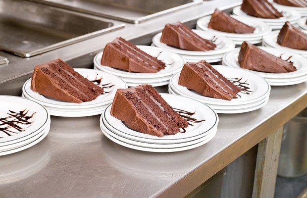 New from IKEA: Chocolate Almond Poop Cake
