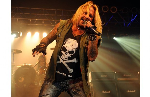 "Mötley Crüe's Vince Neil releases ""The Kidney Stone"" Collection Vince Neil"