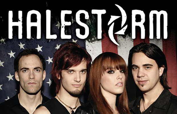 Halestorm at the NorVA