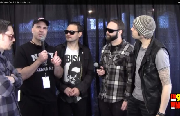 Rod Fitzwell Interviews Trapt