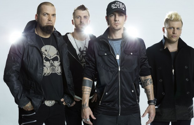 """Misery Loves My Company"" Three Days Grace"