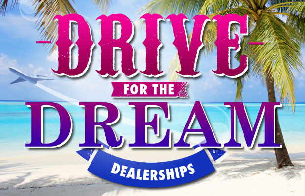 Drive for the Dream Participating New Car Dealers