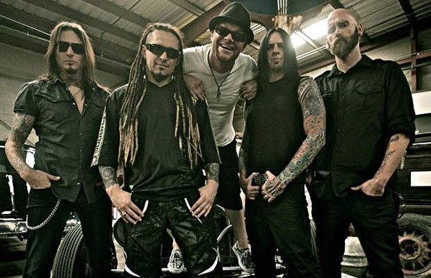 """Lift Me Up"" Five Finger Death Punch"