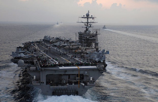 Harry S. Truman Carrier Strike Group to Deploy
