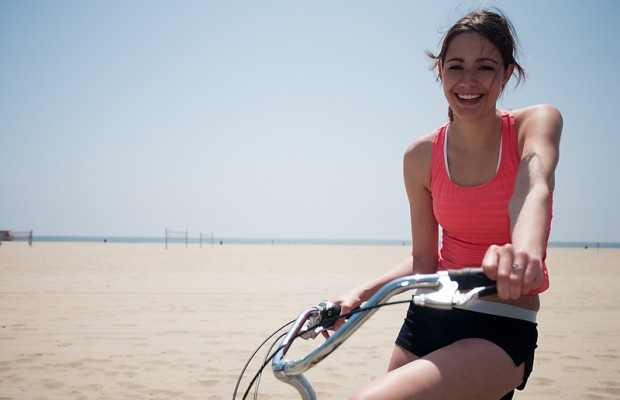 The Vibrating Bicycle Seat is a big hit with Women