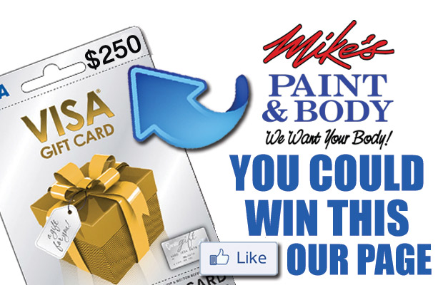 Win a $250 Visa Gift Card