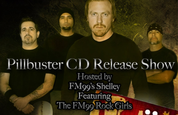 Meet the Rock Girls at the Pillbuster CD Release Show