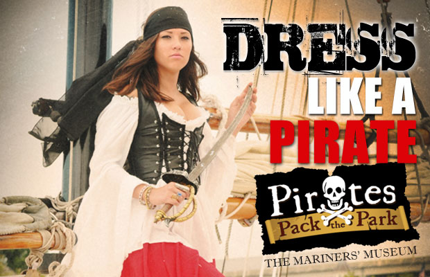 Pirate Photo Contest