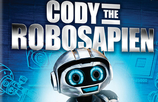 Win Cody the Robosapien on DVD
