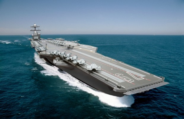 Navy to delay $4 billion Contract for Next Carrier