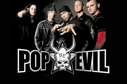 """Deal With the Devil"" by Pop Evil"