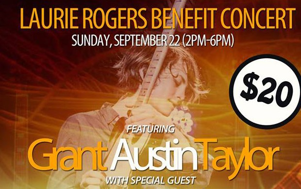 Laurie Rogers Benefit Concert