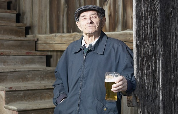 Grandfather traded his wedding ring for a pint of ale