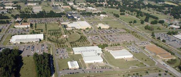 Shooting at National Guard Facility Near NSA Millington