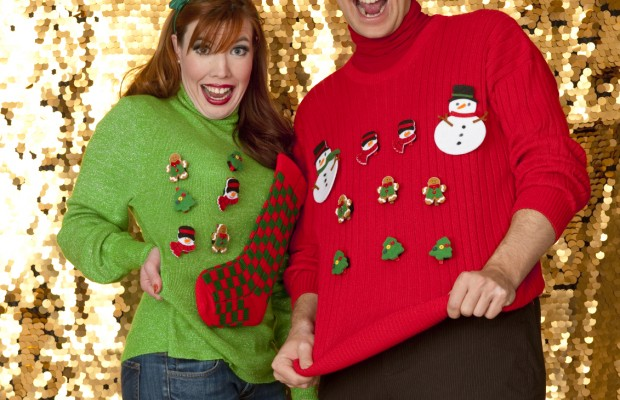 Ugly Christmas Sweater Contest and Dinner