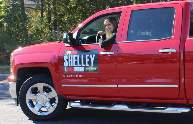 Chevy Silverado Visit from Shelley