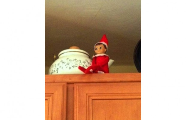 Rumble interviews the Elf on the Shelf