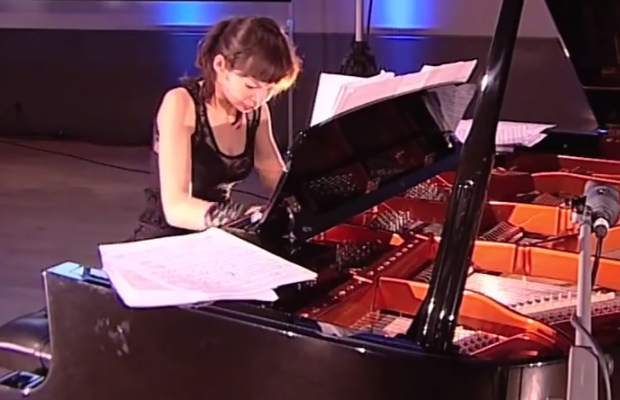 Video: Master of Puppets on Piano
