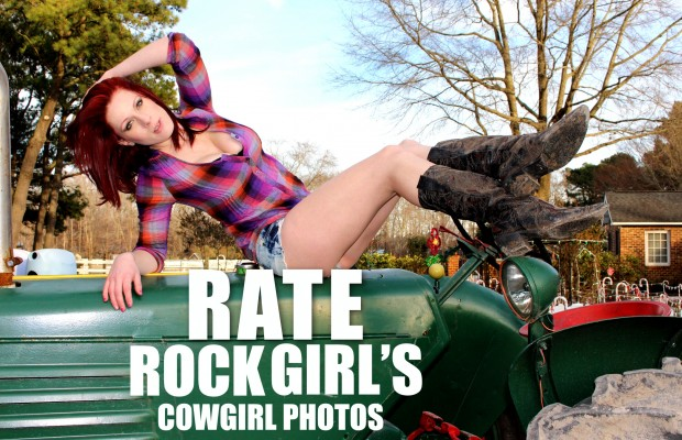 Rate Rock Girl Jordan's Photos