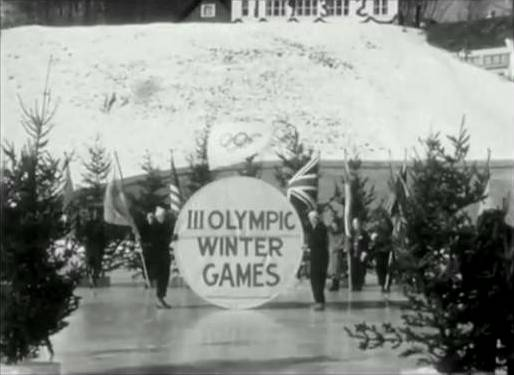 VIDEO: Rare footage of the 1932 Winter Games