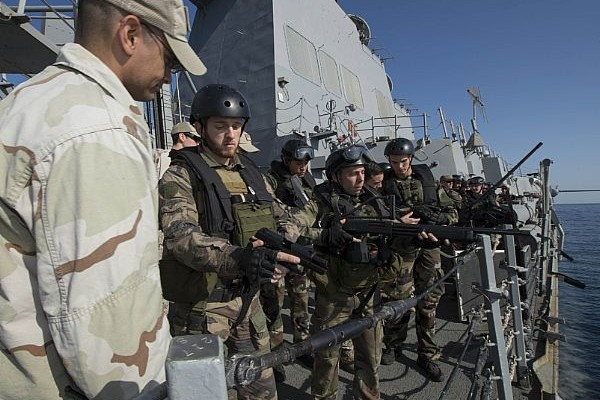 US, French Navies Conclude Combined Operations