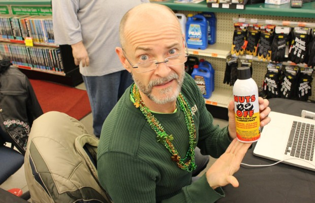 Photos: Broadcast from O'Reilly Auto Parts