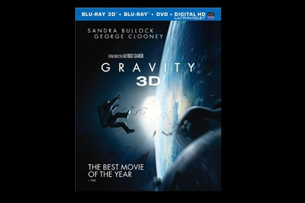 Win Gravity on Blu-ray Combo Pack