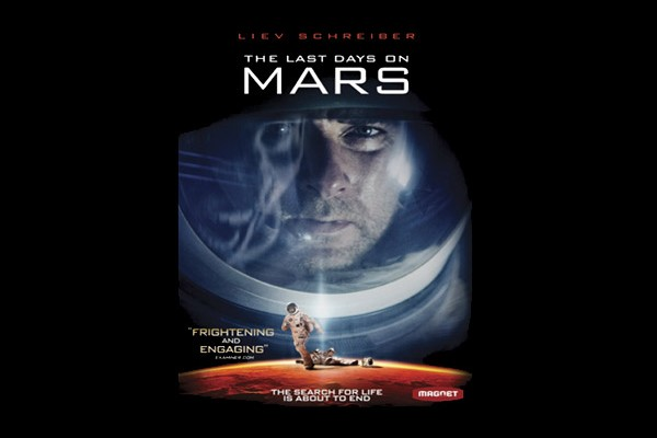 Win The Last Days on Mars on DVD