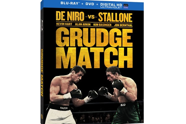 Win Grudge Match on Blu-ray Combo Pack