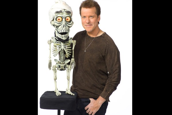Win Jeff Dunham's 'Achmed Saves America' on DVD