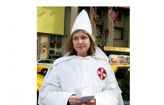 "You are just not ""White"" enough for the KKK"